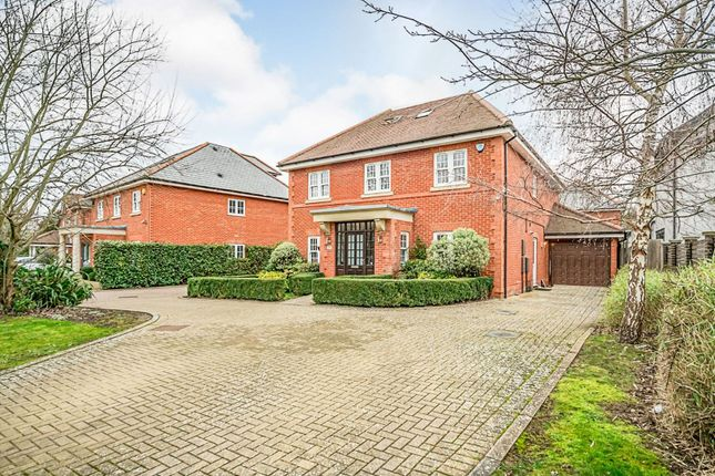 Thumbnail Detached house for sale in Nycolles Wood, Stevenage