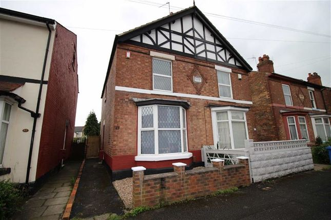 Thumbnail Semi-detached house for sale in Fife Street, Alvaston, Derby