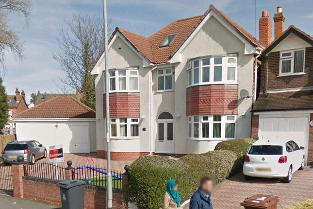Thumbnail Detached house to rent in Delves, Walsall