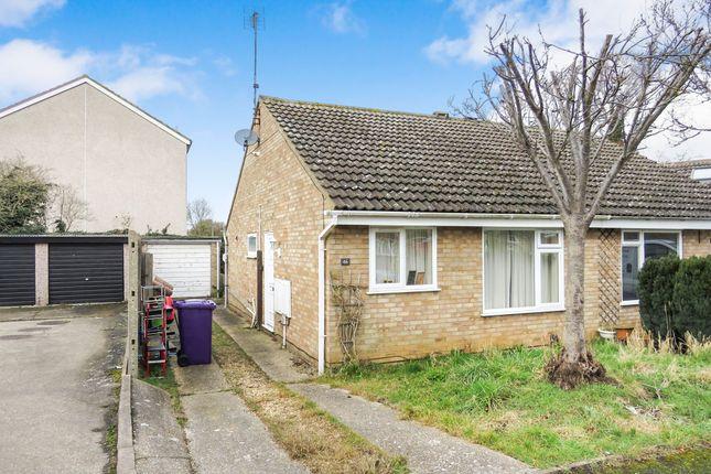 Thumbnail Semi-detached bungalow for sale in Kipling Close, Hitchin