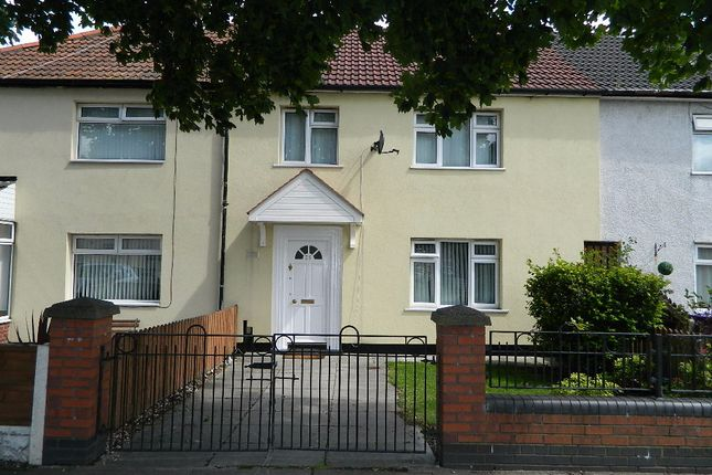 Thumbnail Terraced house for sale in South Cantril Avenue, Liverpool