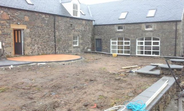 Thumbnail Barn conversion to rent in The Byre, Lower Canglour, Hallquarter Nr Stirling