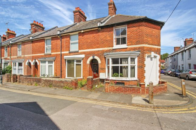 Thumbnail Terraced house to rent in Tudor Road, Canterbury