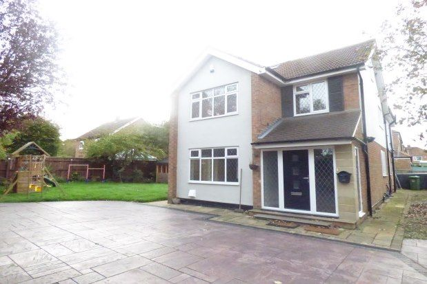 Thumbnail Detached house to rent in Highfield Close, Stockton-On-Tees