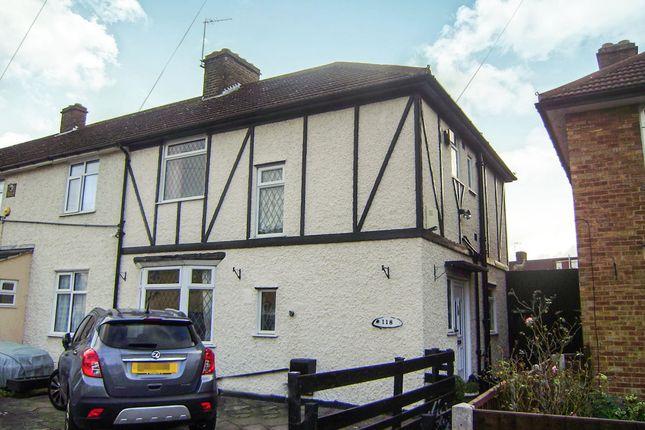 Thumbnail Semi-detached house for sale in Stevens Road, Becontree, Dagenham