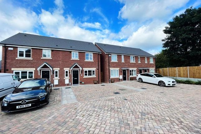 Thumbnail Semi-detached house to rent in Steel Avenue, West Bromwich
