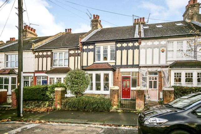 Terraced house for sale in York Road, Rochester