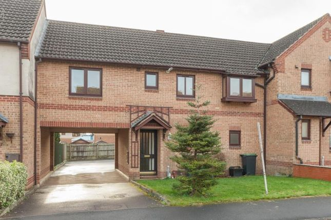 Thumbnail Terraced house to rent in Penny Royal Close, Calne, Chippenham