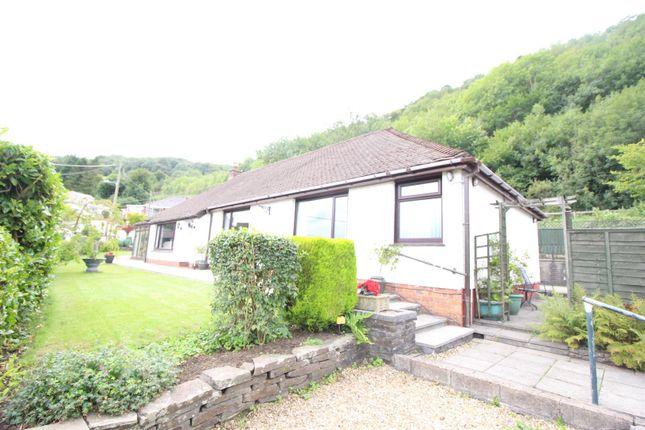 Thumbnail Detached bungalow for sale in Tir-Y-Cwm Lane, Risca, Newport