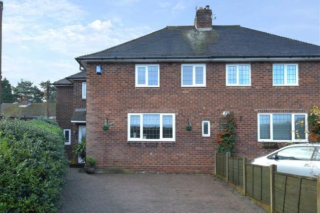 Thumbnail Semi-detached house for sale in Foster Crescent, Kinver, Stourbridge