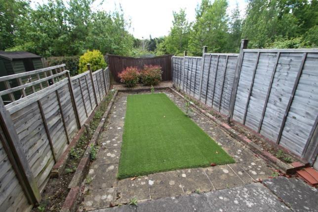 Garden of Whitmead Close, South Croydon CR2