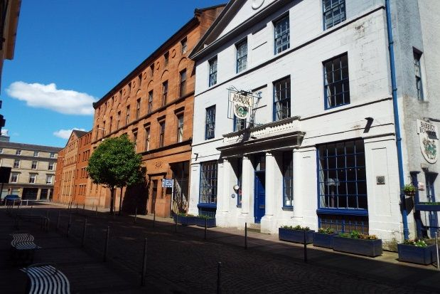 Thumbnail Flat to rent in Blackfriars Street, Merchant City