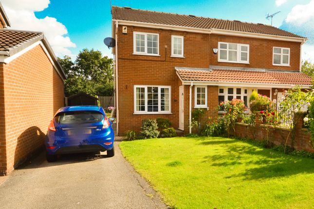 2 bed semi-detached house to rent in Hartland Drive, Sothall, Sheffield
