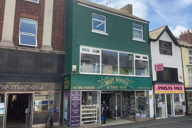 Thumbnail Leisure/hospitality for sale in Exmouth, Devon