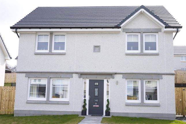 5 bed detached house for sale in Wester Elm Drive, Wester Inshes, Inverness IV2