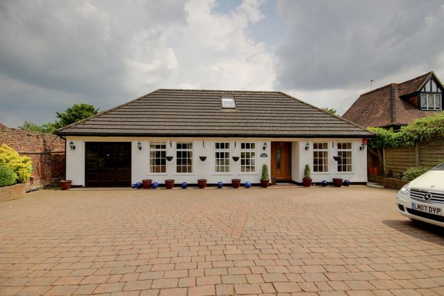 Thumbnail Detached bungalow for sale in Bush Hill, Winchmore Hill