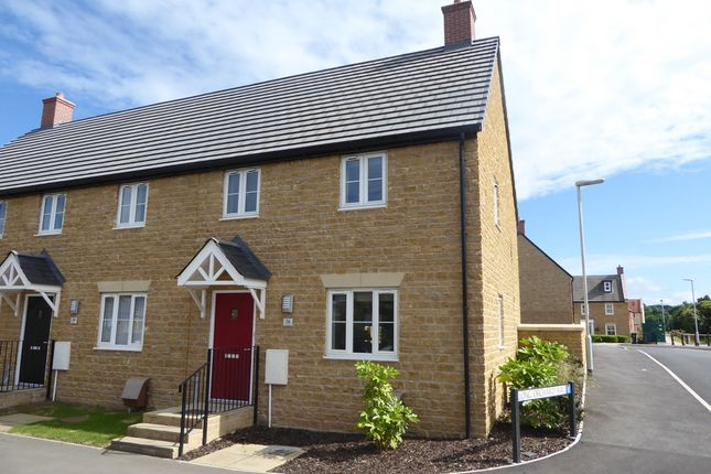 Thumbnail End terrace house to rent in Water Street, Martock