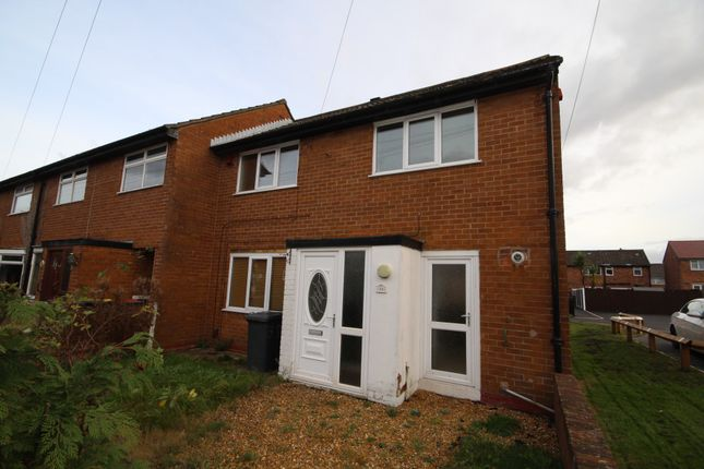 Thumbnail Semi-detached house to rent in Clevedon Road, Ingol, Preston, Lancashire