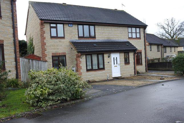 Thumbnail Semi-detached house to rent in Leland Close, Malmesbury