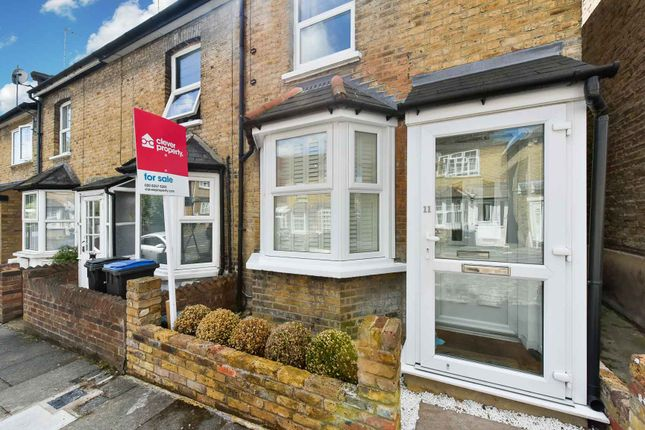 Thumbnail Terraced house for sale in Hillside Grove, Southgate, London