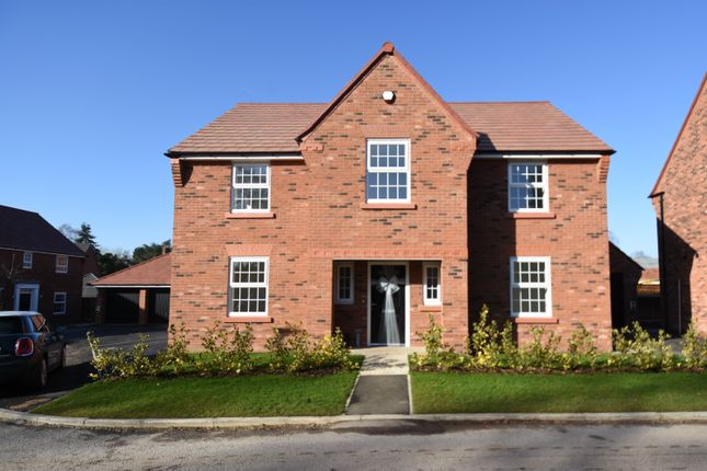 Thumbnail Detached house to rent in Orchid Close, Wilmslow