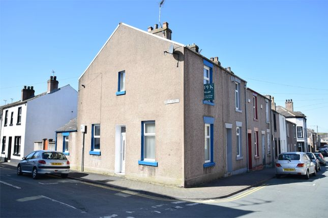 Thumbnail End terrace house to rent in 2 Kelly Street, Workington, Cumbria