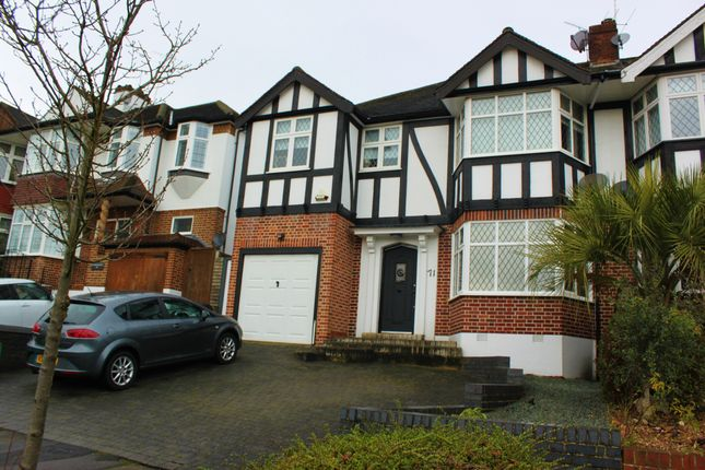 Thumbnail Semi-detached house for sale in Worcester Crescent, Woodford Green