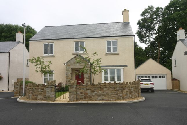 Thumbnail Detached house for sale in Whiteford Mews, Llanrhidian, Swansea