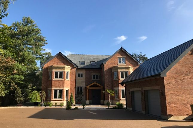 Thumbnail Detached house for sale in Prestbury Road, Wilmslow