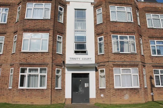 Thumbnail Flat to rent in Trinity Court, Trinity Road, London