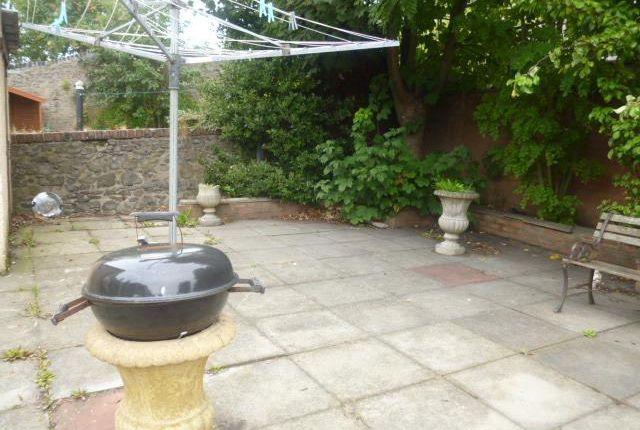 Garden of Roslin Terrace, Aberdeen AB24