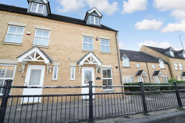 Thumbnail End terrace house for sale in School Lane, Higham Ferrers