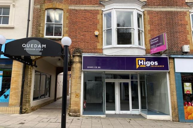 Thumbnail Retail premises to let in 31, Middle Street, Yeovil