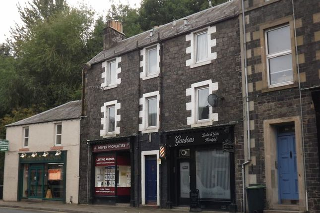 Thumbnail Terraced house for sale in Bank Street, Galashiels
