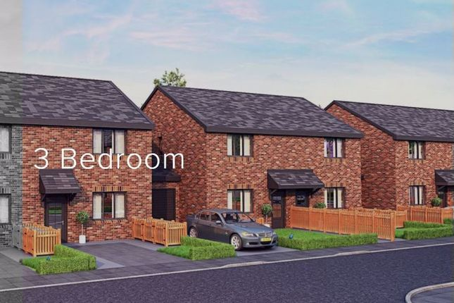 Thumbnail End terrace house for sale in Beaumont Close, Shiremoor, Newcastle Upon Tyne