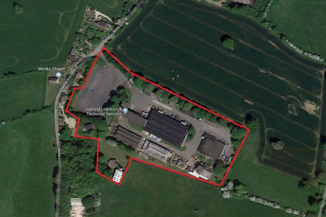 Thumbnail Warehouse for sale in Lea Park, Monks Lane, Corsham