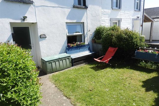 Thumbnail Cottage for sale in Pumporth Lane, Cilgerran, Cardigan