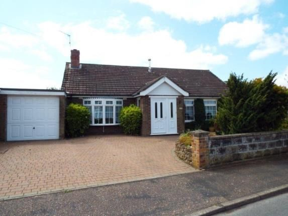 Thumbnail Bungalow for sale in Narborough, Norfolk