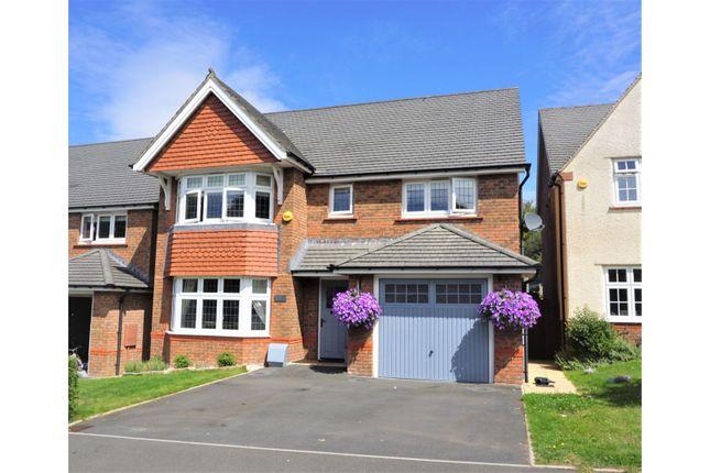 Thumbnail Detached house for sale in Coed Y Felin, Pontypool