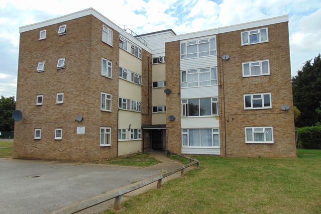Thumbnail Flat to rent in John Barker Place, Hitchin