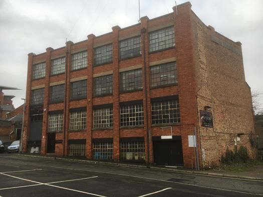 Thumbnail Commercial property for sale in 12 Gregory Street, Northampton