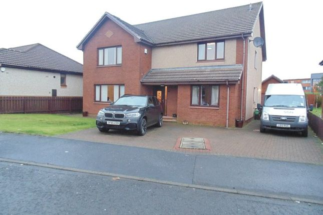 Thumbnail Detached house for sale in Regal Grove, Shotts