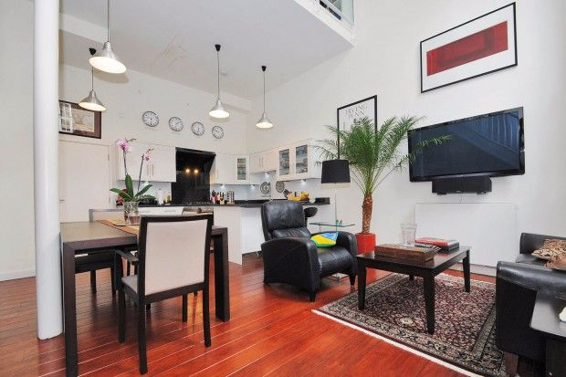 2 bed flat to rent in Hoffman Square, Chart Street, Shoreditch