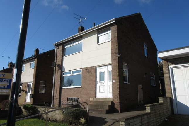 Thumbnail Detached house to rent in Grenfolds Road, Grenoside, Sheffield