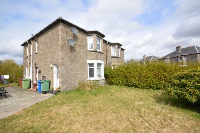 1 bed flat for sale in Crosslet Road, Dumbarton, West Dunbartonshire G82