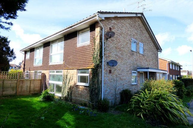 Thumbnail Flat for sale in Hudson Close, Worthing