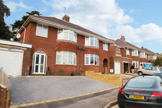 3 bed semi-detached house for sale in Hesketh Crescent, Swindon, Wiltshire