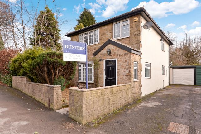 Thumbnail Detached house for sale in Stonegate Road, Leeds, West Yorkshire