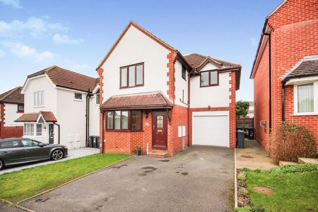 4 bed detached house for sale in Saxonhurst Gardens, Bournemouth BH10