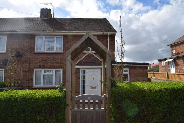 Thumbnail Semi-detached house for sale in Mccarthy Avenue, Sturry, Canterbury